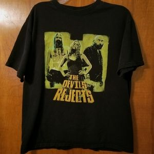VINTAGE Rob Zombie's The Devil's Rejects Tee